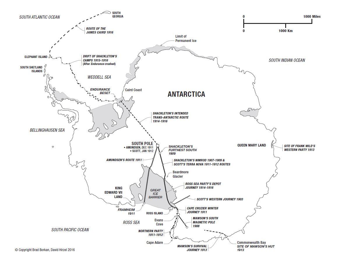 Image Result For Google Map Antarctica
